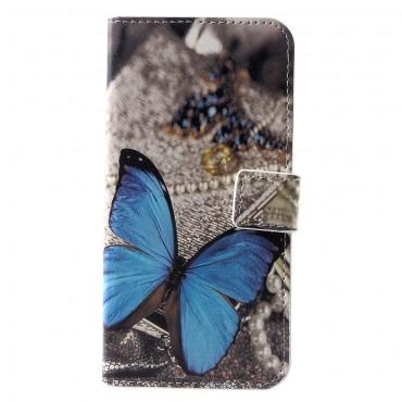 """Módní kryt """"Blue Butterfly"""" pro Huawei P30"""
