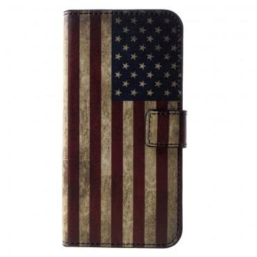 "Módní kryt ""Retro USA"" pro Huawei P30"