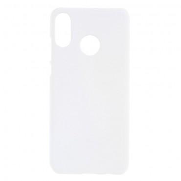 Pevný kryt TPU pro Huawei P30 Lite - bílý
