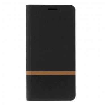 """Módní pouzdro """"Elegant Line"""" pro Huawei P30 Lite - černé"""
