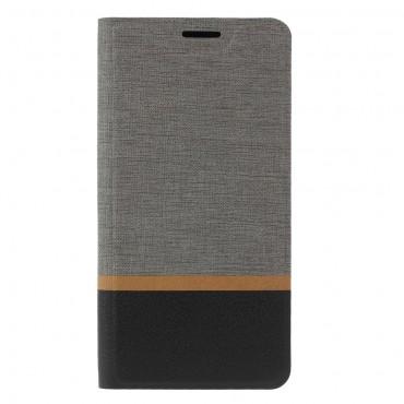 "Módní kryt ""Elegant Line"" pro Huawei P30 Lite - šedý"