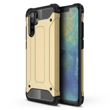 """Robustní kryt """"Rock"""" pro Huawei P30 Pro - zlatý"""