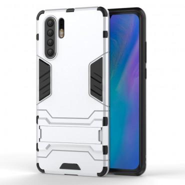 """Robustní obal """"Impact X"""" pro Huawei P30 Pro - stříbrný"""