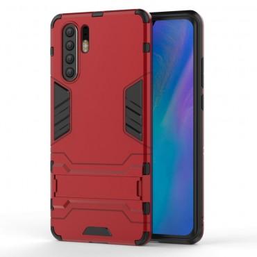 """Robustní obal """"Impact X"""" pro Huawei P30 Pro - červený"""