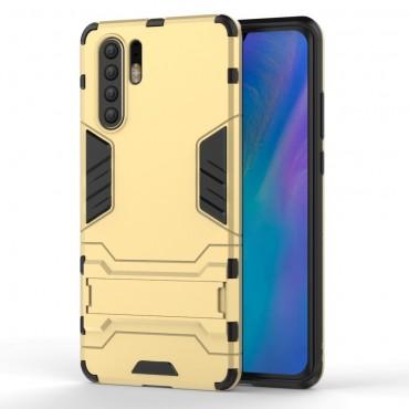"""Robustní kryt """"Impact X"""" pro Huawei P30 Pro -zlatý"""