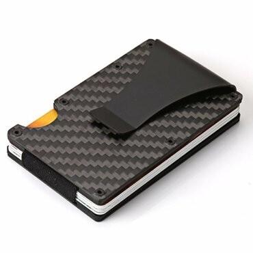 """RFID peněženka """"Carbon Slim"""""""