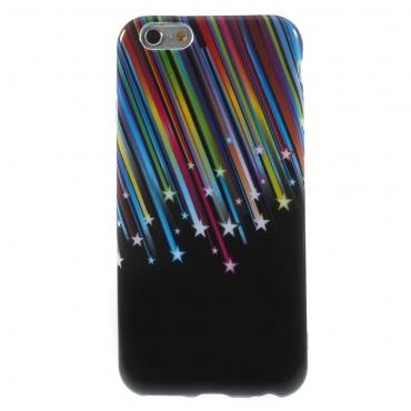 """Kryt TPU gel """"Meteor Shower"""" pro iPhone 6 / 6S"""