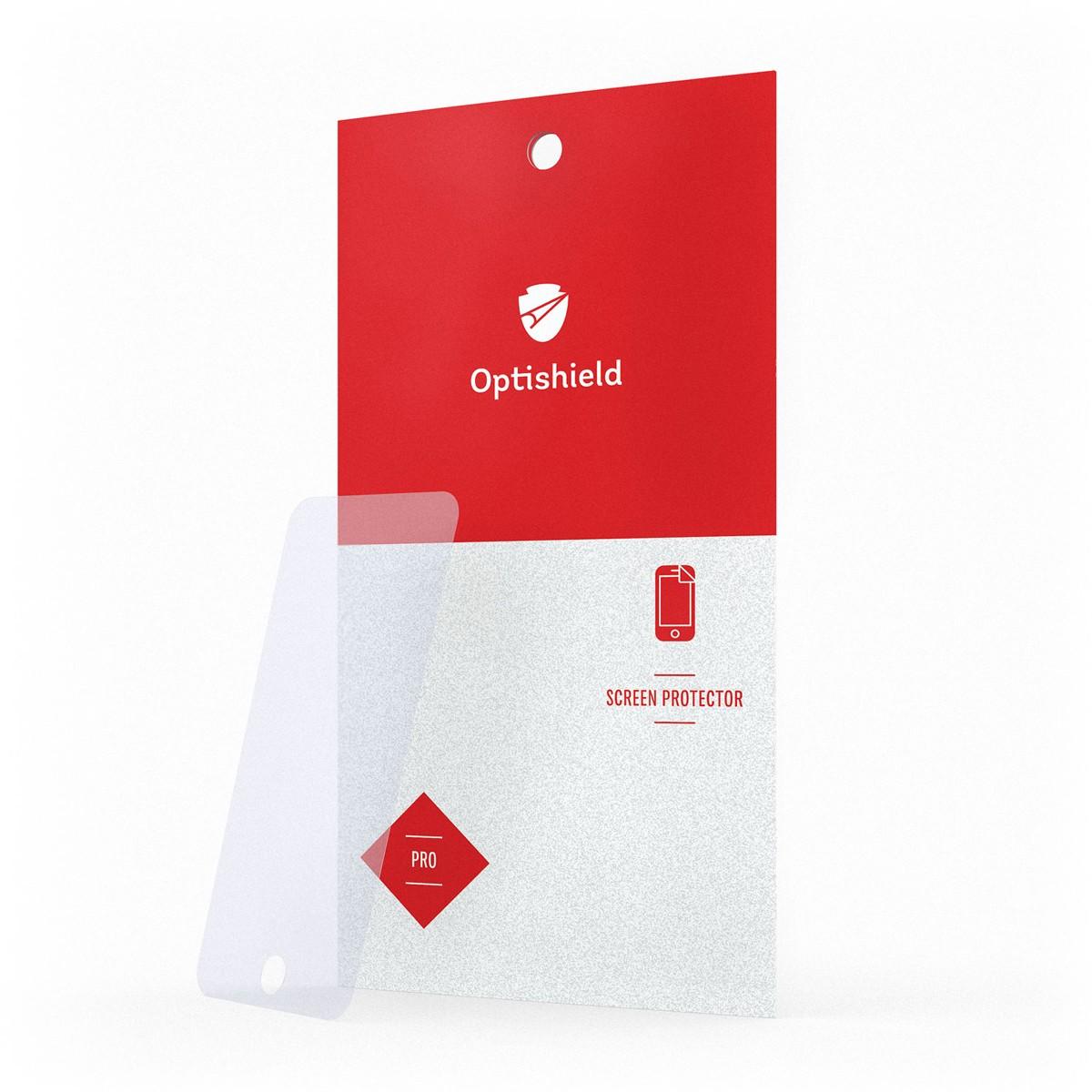 Vysoce kvalitní ochranná fólie Optishield Pro pro iPhone SE / 5 / 5S