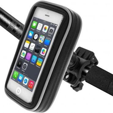 """Univerzální držák na kolo """"Bike Track"""" pro mobilní zařízení do velikosti 12,5 x 6,5 cm"""